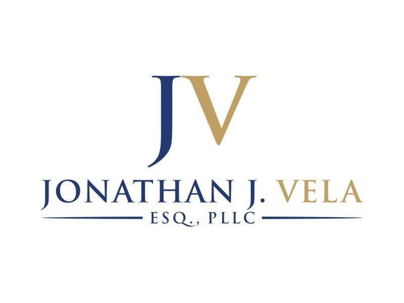 JONATHAN J. VELA, ESQ., PLLC logo design by Arto moro