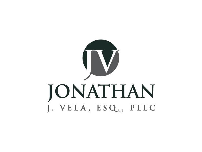 JONATHAN J. VELA, ESQ., PLLC logo design by aryamaity