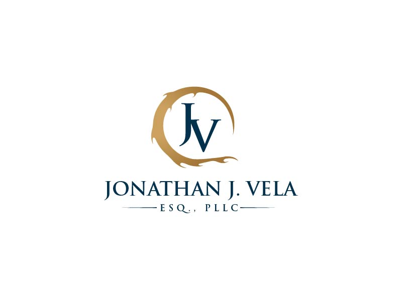 JONATHAN J. VELA, ESQ., PLLC logo design by usef44