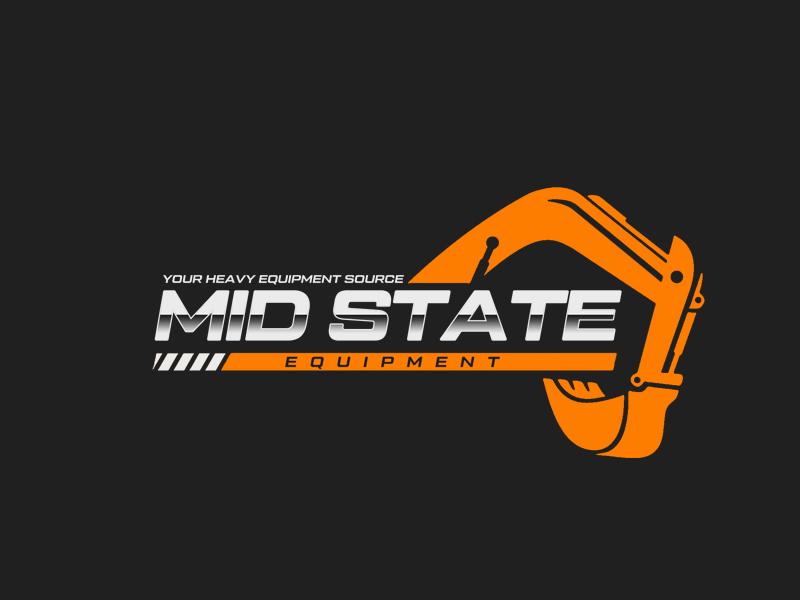 Mid State Equipment Logo Design