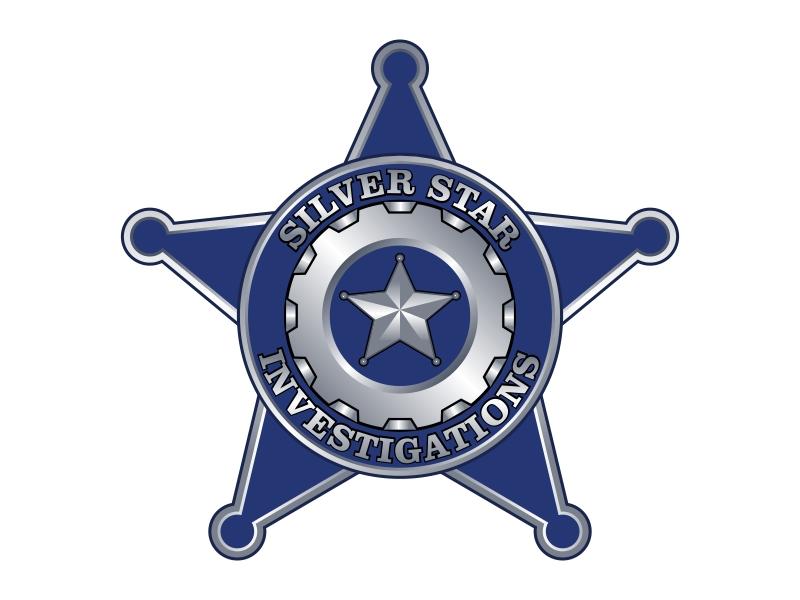 Silver Star Investigations logo design by Kruger