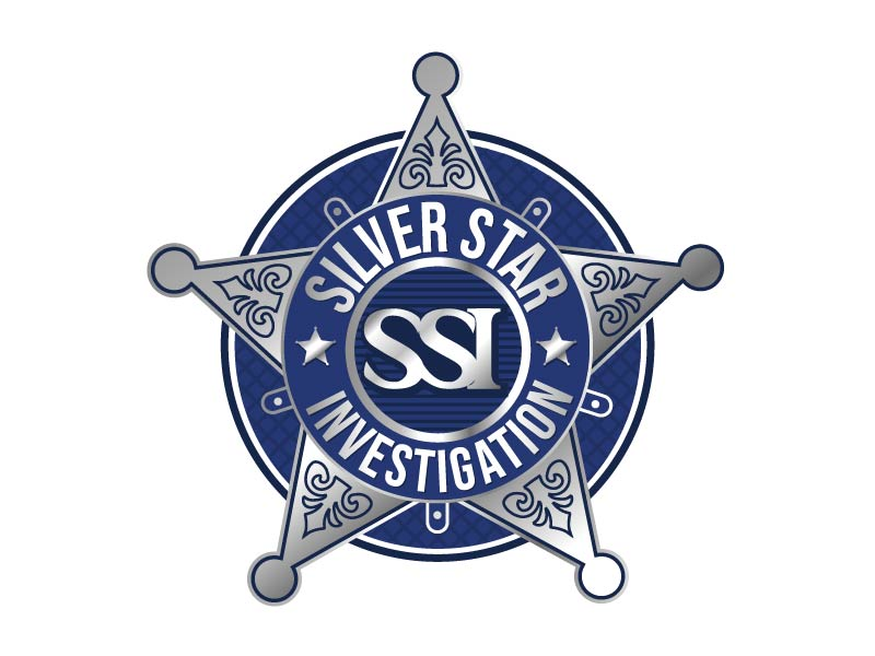 Silver Star Investigations logo design by axel182