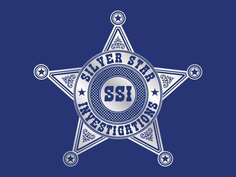 Silver Star Investigations logo design by rizuki