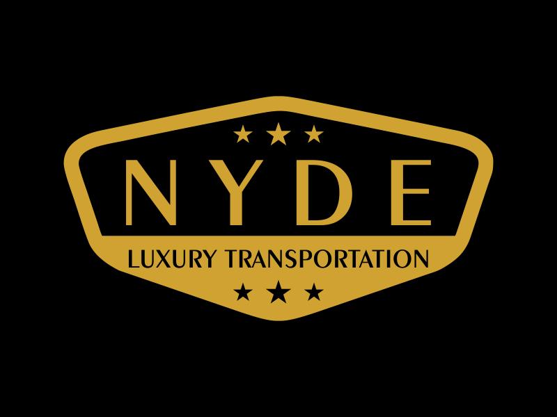 NYDE Luxury Transportation LLC logo design by cikiyunn