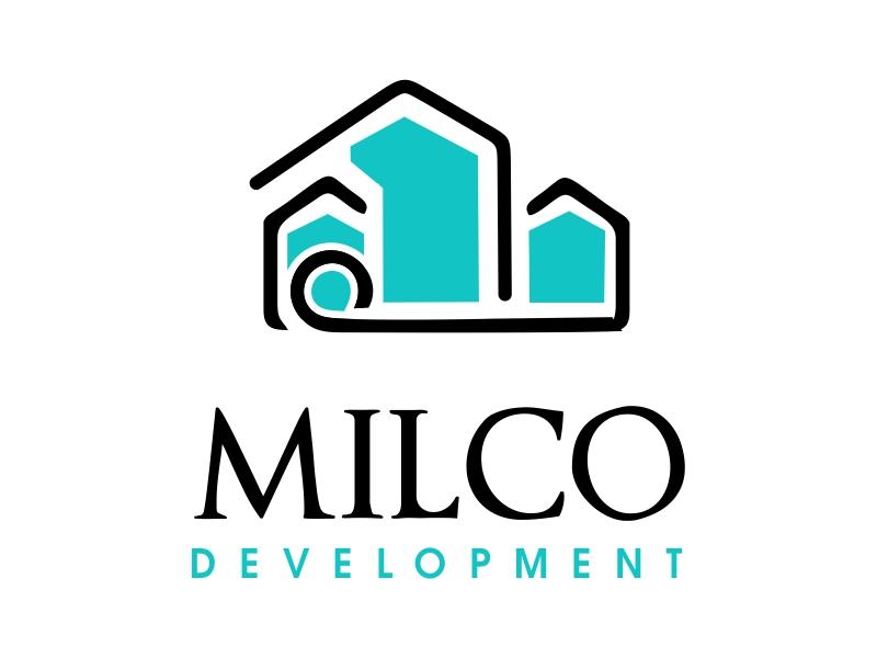 Milco Development logo design by JessicaLopes
