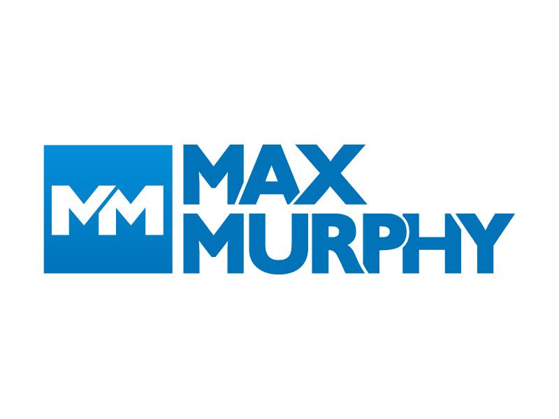 Max Murphy Logo Design