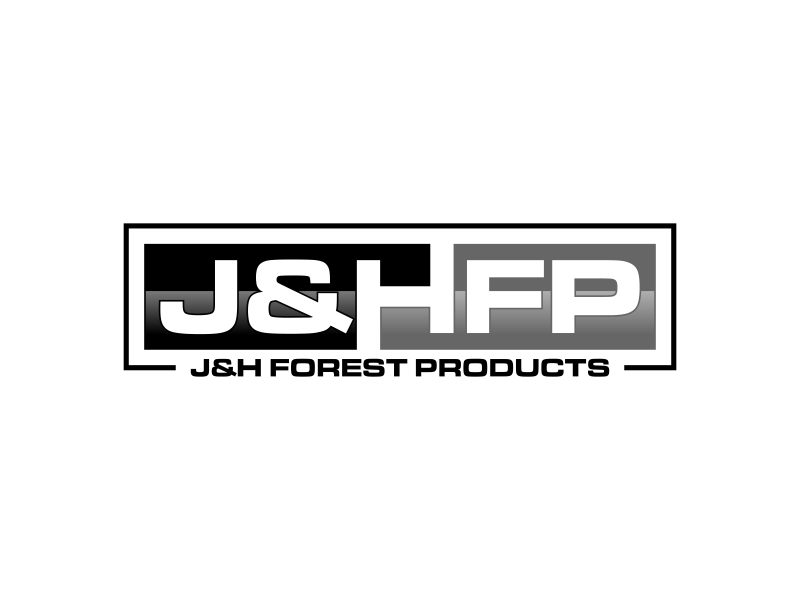 J&H Forest Products logo design by KQ5