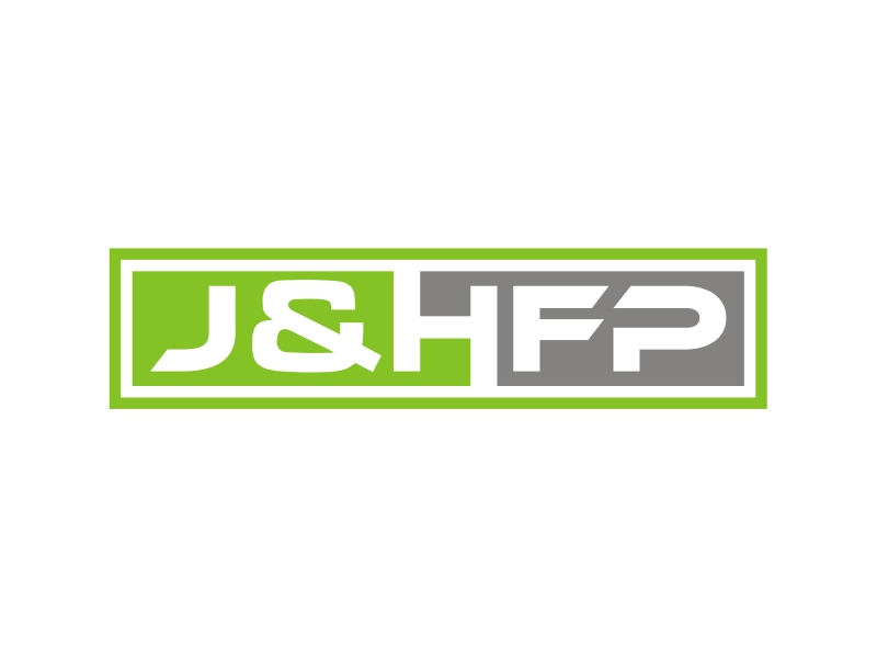 J&H Forest Products logo design by sleepbelz