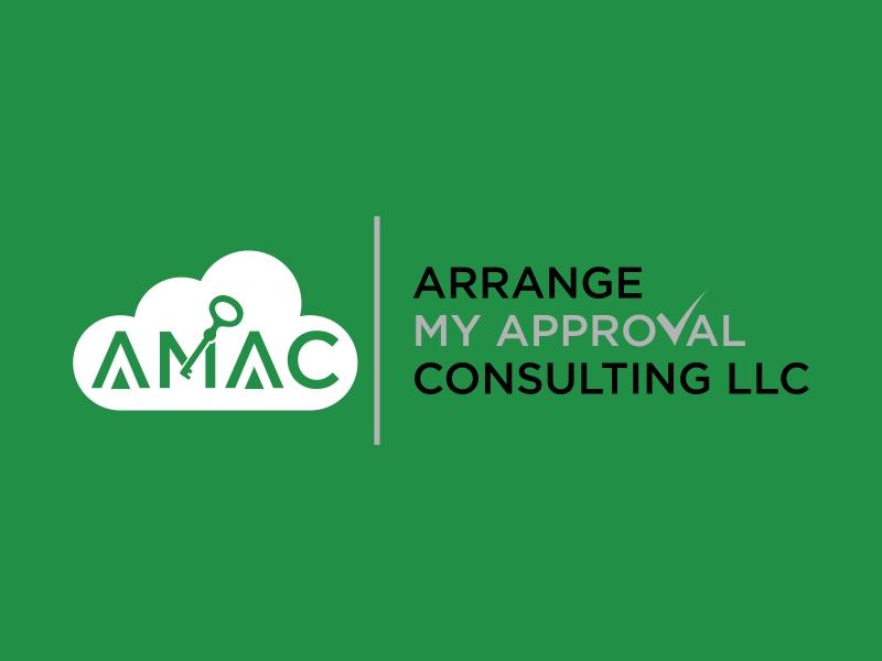 Arrange my Approval Consulting LLC Logo Design