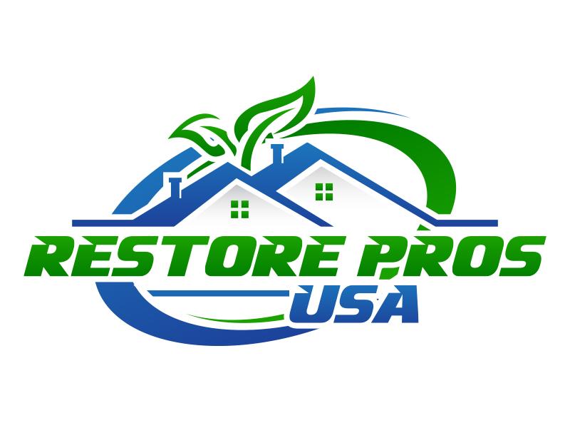 Restore Pros USA logo design by AB212