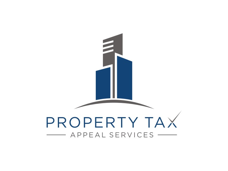 Property Tax Appeal Services Inc Logo Design