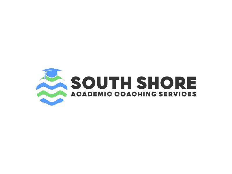 South Shore Academic Coaching Services logo design by alby