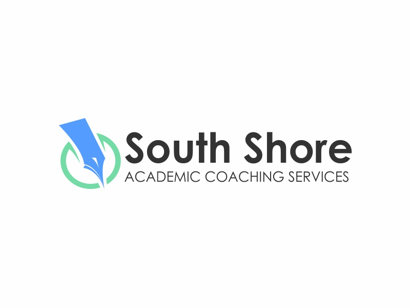South Shore Academic Coaching Services logo design by Greenlight