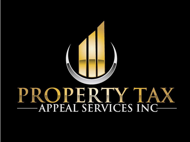 Property Tax Appeal Services Inc logo design by ElonStark