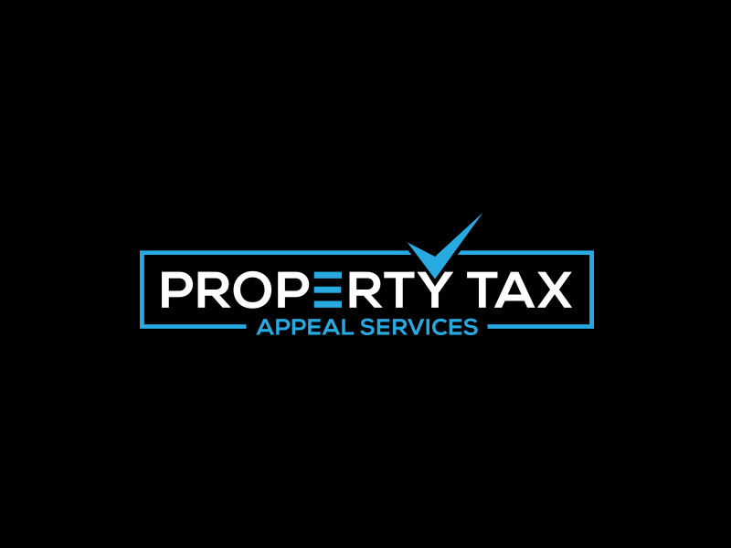 Property Tax Appeal Services Inc logo design by eddesignswork