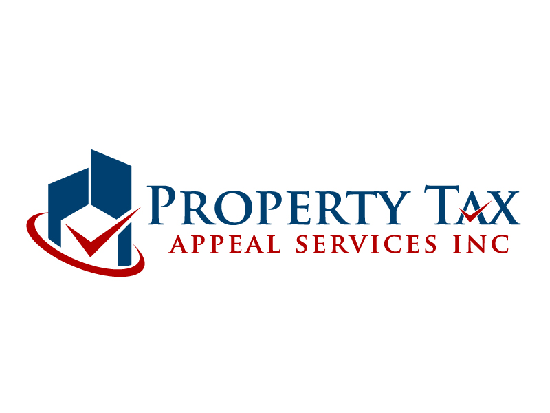 Property Tax Appeal Services Inc logo design by jaize