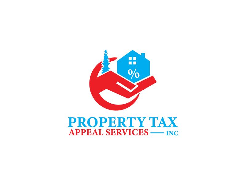 Property Tax Appeal Services Inc logo design by Shailesh
