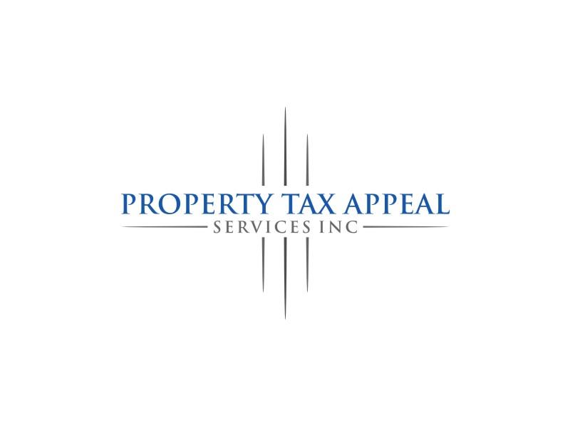 Property Tax Appeal Services Inc logo design by johana