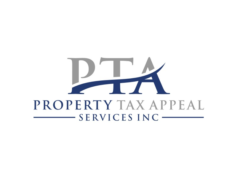 Property Tax Appeal Services Inc logo design by Arto moro