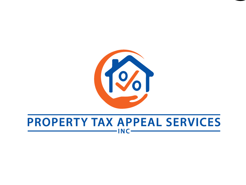 Property Tax Appeal Services Inc logo design by Foxcody