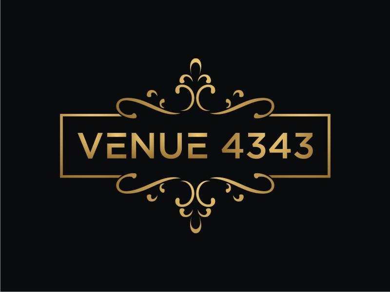 VENUE 4343 logo design by Adundas