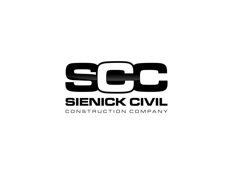 Sienick Civil Construction Company logo design by zeta
