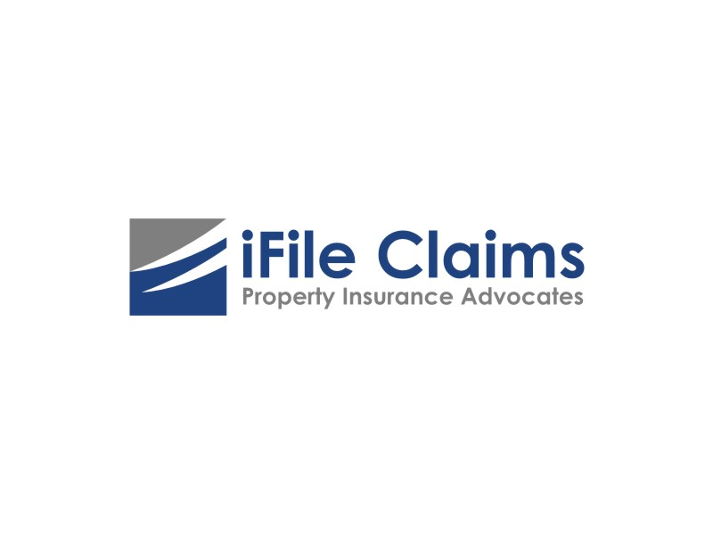 iFile Claims - Property Insurance Advocates logo design by Neng Khusna