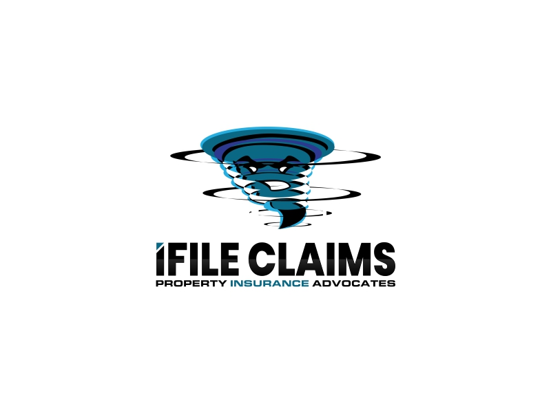 iFile Claims - Property Insurance Advocates logo design by Popay