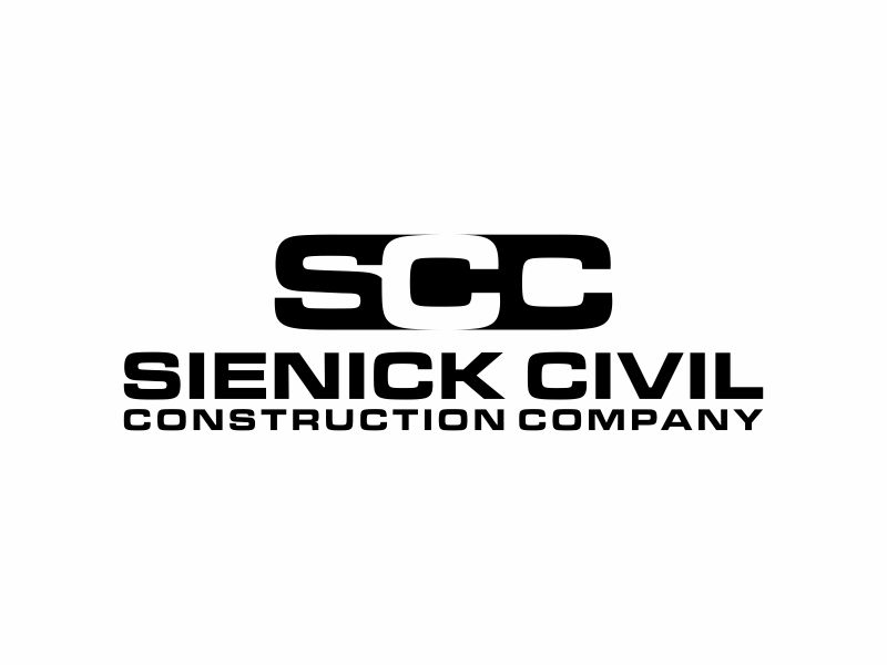 Sienick Civil Construction Company logo design by y7ce