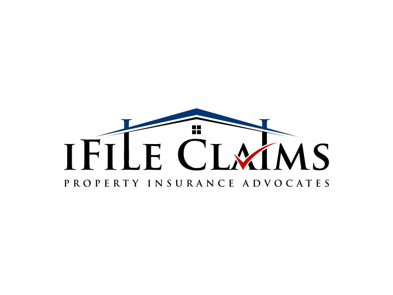 iFile Claims - Property Insurance Advocates logo design by yunda