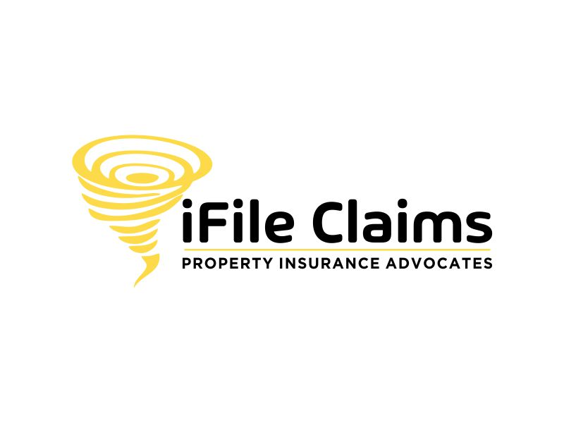 iFile Claims - Property Insurance Advocates logo design by done