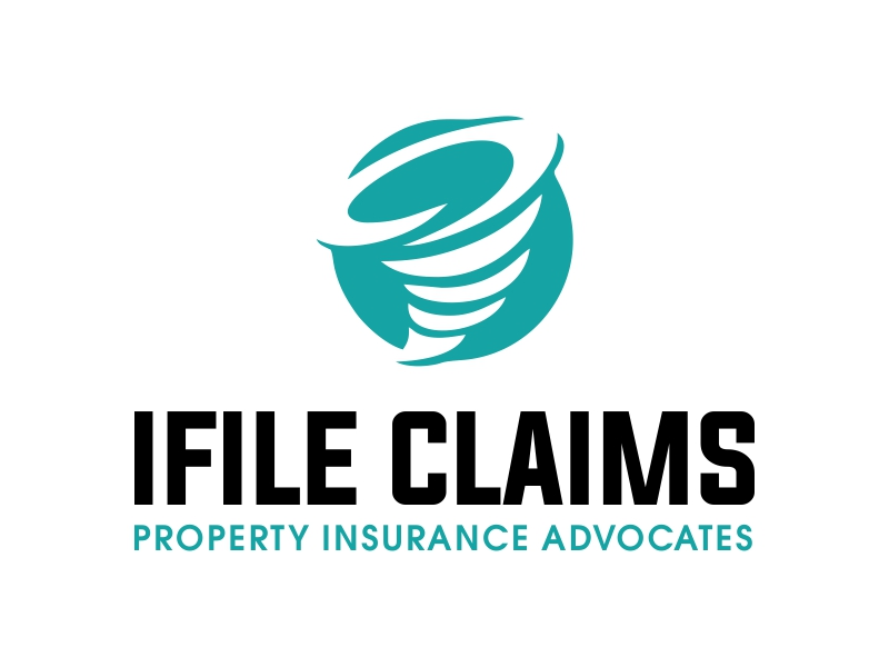 iFile Claims - Property Insurance Advocates logo design by JessicaLopes