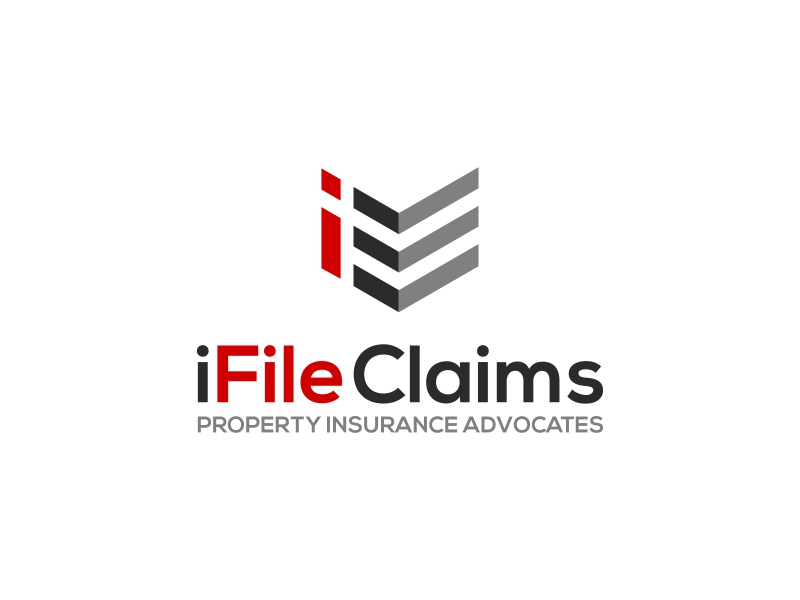 iFile Claims - Property Insurance Advocates logo design by KaySa