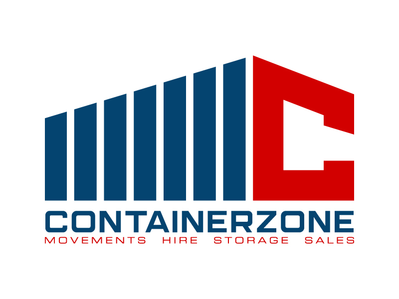 CONTAINERZONE Logo Design
