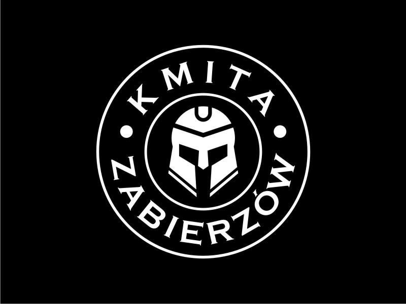 Kmita Zabierzów logo design by lintinganarto