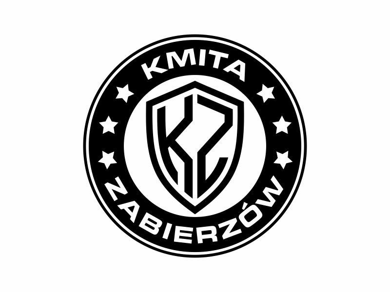 Kmita Zabierzów logo design by agus