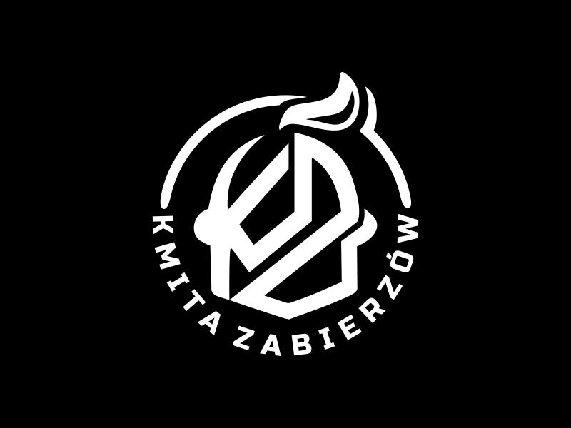 Kmita Zabierzów logo design by imagine