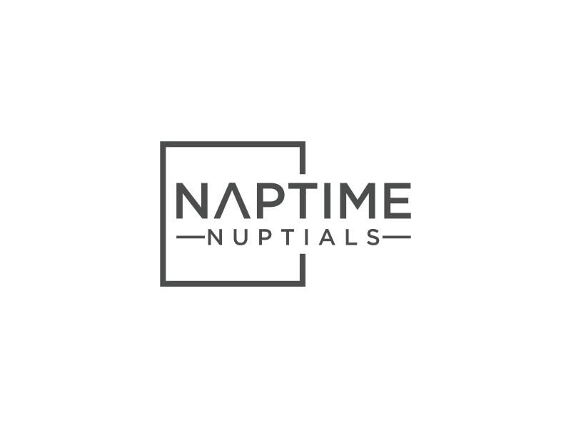 Naptime Nuptials logo design by kurnia