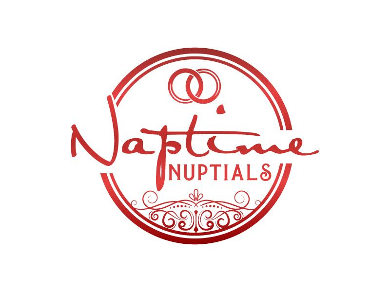 Naptime Nuptials logo design by yans