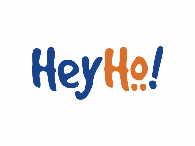 HeyHo! logo design by zonpipo1