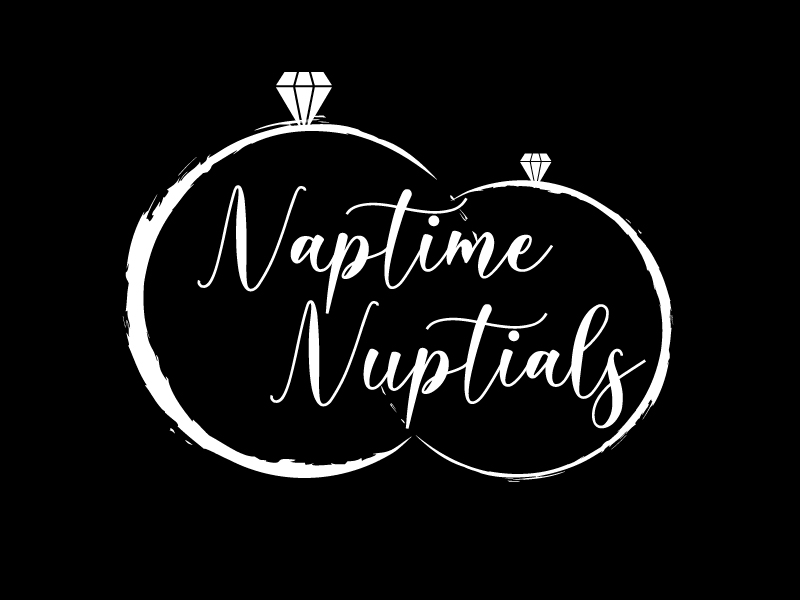 Naptime Nuptials logo design by pambudi