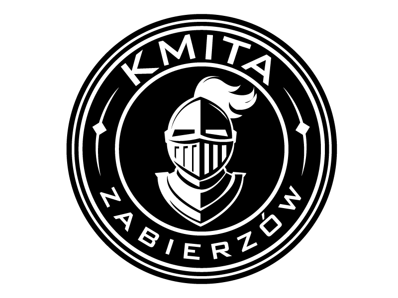 Kmita Zabierzów logo design by jaize