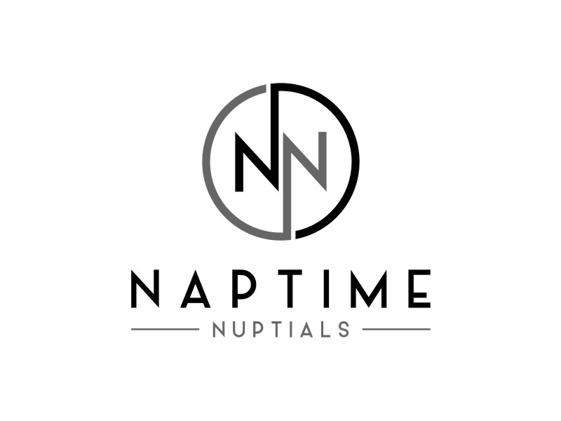Naptime Nuptials logo design by KQ5