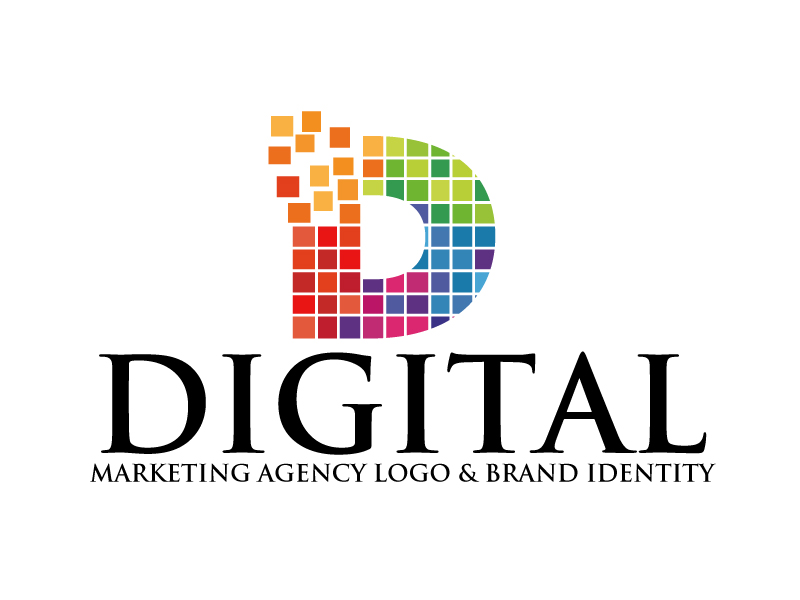 Digital Marketing Agency Logo & Brand Identity logo design by ElonStark