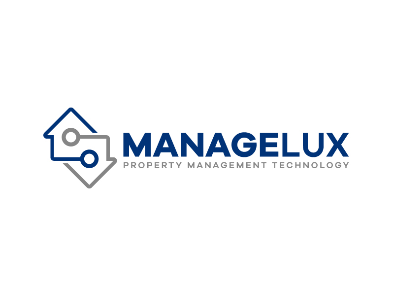 ManageLux logo design by Kirito