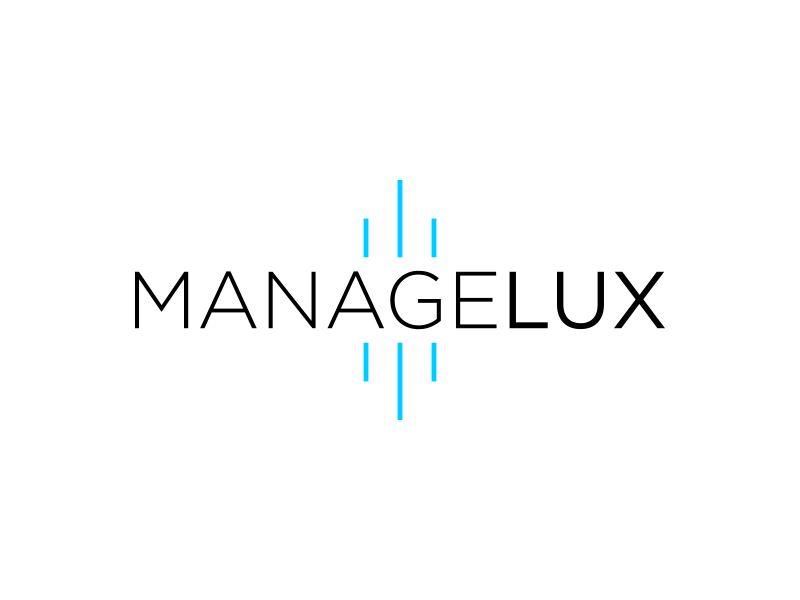 ManageLux logo design by restuti
