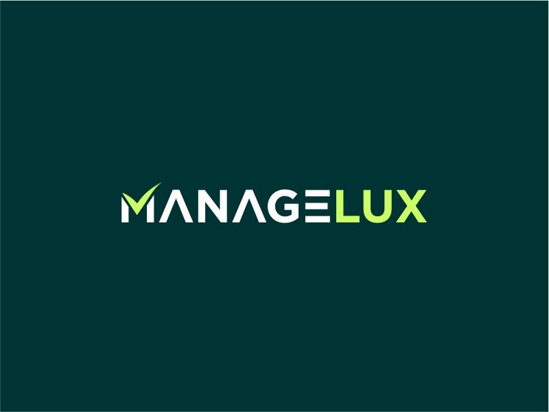ManageLux logo design by MagnetDesign