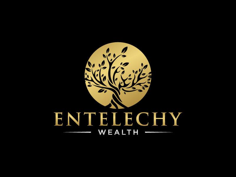 Entelechy Wealth Logo Design